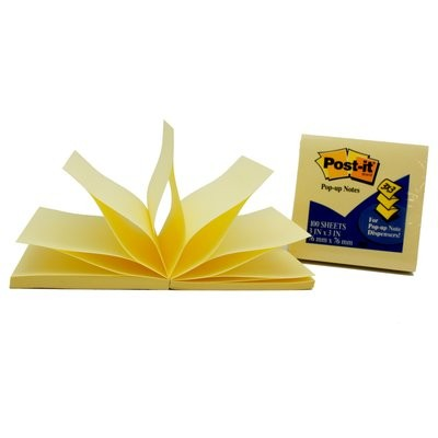 Supplier ATK Post-it 3M R330-12 Notes Yellow Harga Grosir