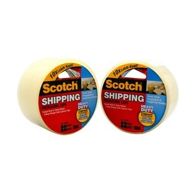 Supplier ATK Scotch 3M 3640 Hotmelt Pack Tape 48mm x 4m Harga Grosir