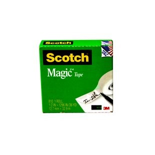 "Supplier ATK Scotch 3M 810 L36 Magictape 1/2"" x 36Y Harga Grosir"