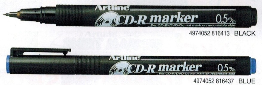 Supplier ATK Artline 883 Spidol CD-R Harga Grosir