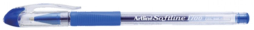 Supplier ATK Artline Softline 1700 Gel Pen Biru Harga Grosir