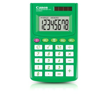 Supplier ATK Canon LS-270V II Spring Green Handheld (8 Digit ) Harga Grosir