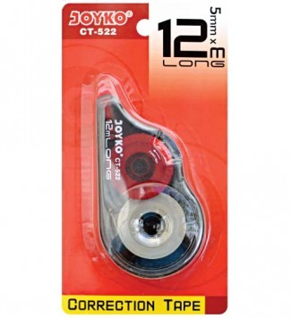 Supplier ATK Joyko Correction Tape CT-522 Harga Grosir