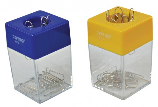 Supplier ATK Joyko Magnetic Clip Box MCB-1 Harga Grosir