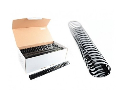 Supplier ATK Joyko Ring Plastic Comb RPC-23-45 (Oval) (Folio) Harga Grosir