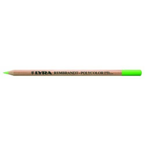Supplier ATK Lyra 2000071 Pensil Warna Polycolor Light Green Harga Grosir