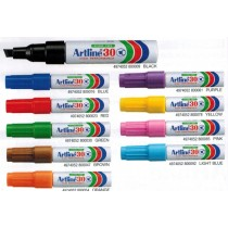 Supplier ATK Artline 30 Spidol Permanent Harga Grosir