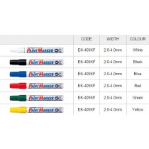 Supplier ATK Artline 409XF Paint Marker Harga Grosir
