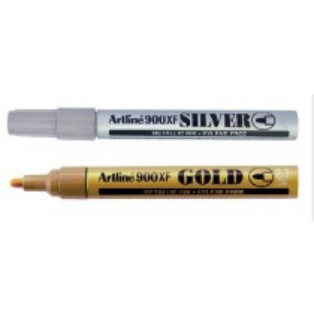 Supplier ATK Artline 900XF Tinta Spidol Metalik Harga Grosir