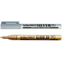 Supplier ATK Artline 990XF Tinta Spidol Metalik Harga Grosir