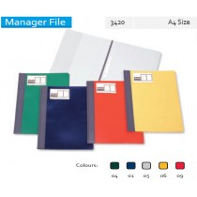 Supplier ATK Bantex 3420 Manager File A4 Harga Grosir