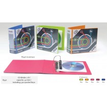 Supplier ATK Bantex 8540 CD Binder 40mm 2D inc 5's Harga Grosir