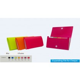 Supplier ATK Bantex 8810 PP Expanding File Wallet size 6 POC.4321 Harga Grosir