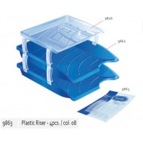 Supplier ATK Bantex 9863-08 Plastic Riser  Harga Grosir