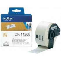 Supplier ATK Brother DK-11208 Large Address Label (38mm x 90mm) 400 labels Harga Grosir