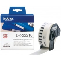 Supplier ATK Brother DK-22210 Continuous Length Paper Tape 29mm (30.48m) Harga Grosir