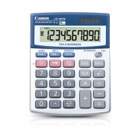 Supplier ATK Canon LS-100TS Kalkulator (10 Digit )  Harga Grosir