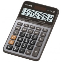 Supplier ATK Casio AX-120B Kalkulator (12 digit) Harga Grosir