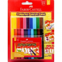 Supplier ATK Faber-Castell 155052 Connector Pen Kuartet Game Harga Grosir