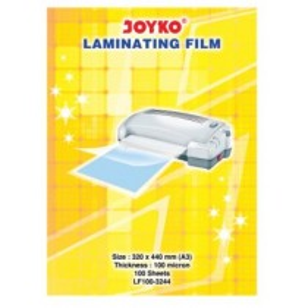 Supplier ATK Joyko Laminating Film LF100-3244 (A3) Harga Grosir