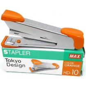 Supplier ATK Max HD-10 Stapler Orange Harga Grosir